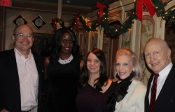 Donald Broughton, Cilah Hall, Kelly Thoma,s Joan Berkman, &  Lewis Bettman III